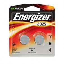 Energizer® Coin Batteries 2025, 3V, 2/Pkg