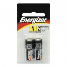 Energizer 1.5V E90 Alkaline Photo Battery - 2 Count Blister Pack
