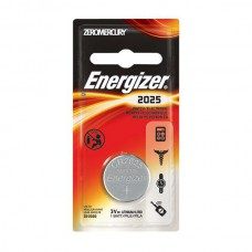 Energizer 3V ECR2025 Lithium Coin Battery - 1 PC Blister Pack