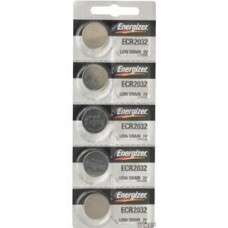 Energizer CR2032 ECR2032 Coin Cell Battery - Bulk