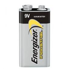 Energizer Industrial 9V Alkaline Batteries - 12 Pack (EN22-12PK)