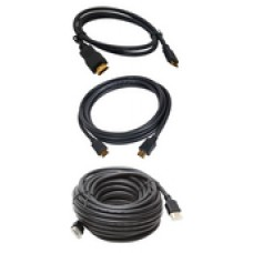 Northern Video 3' HDMI Cable With Gold Plated Connectors