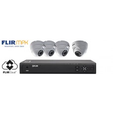FLIR MPX 4-Channel Security System