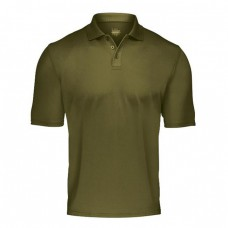 Men's Under Armour Tactical Range Polo (Marine OD Green)
