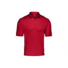 Men's Under Armour Tactical Range Polo (Red)