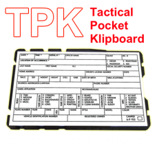 Tactical Pocket Klipboard (TPK)
