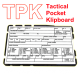 Tactical Pocket Klipboard (TPK)