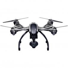 YUNEEC Q500 4K Typhoon Quadcopter with CGO3-GB Camera, Steady Grip and Camera Aluminum Case (RTF)
